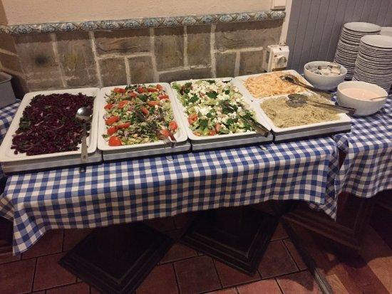 Örebro, Sverige: Restaurang Hellas