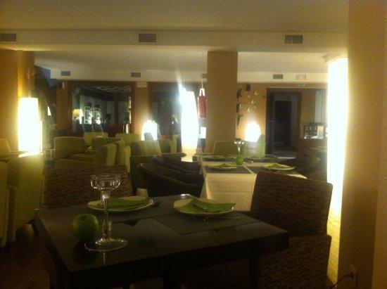 Monachil, España: Restaurante. A primera hora un día de diario.