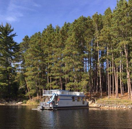 Crane Lake, MN: The Gorge