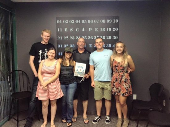 Mission Viejo, Калифорния: Escape The Place - Escape Rooms - Orange County