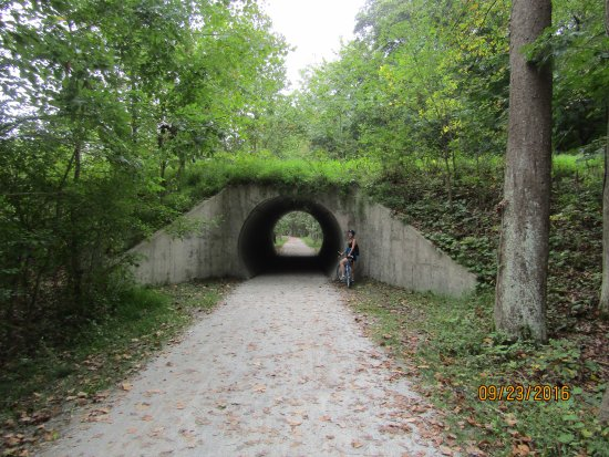 Brecksville, OH: An example of the Towpath scenery