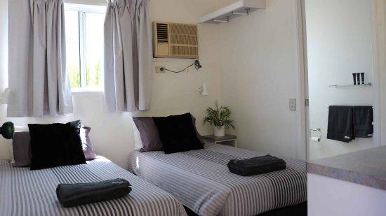 Mataranka, Australia: Twin room