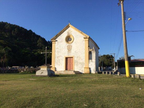 Governador Celso Ramos, SC: Igreja Nossa Senhora da Piedade