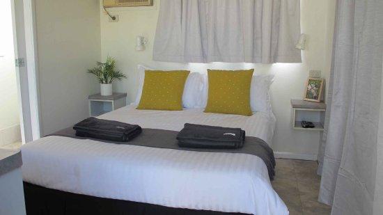 Mataranka, Australia: Double room