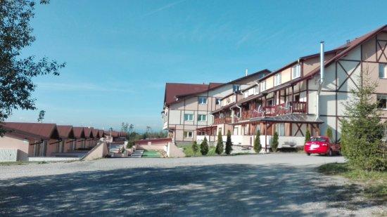 Vysoke Tatry, Eslovaquia: Hotel Autis