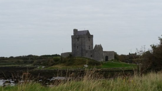 Kinvara, Irlanda: Close view
