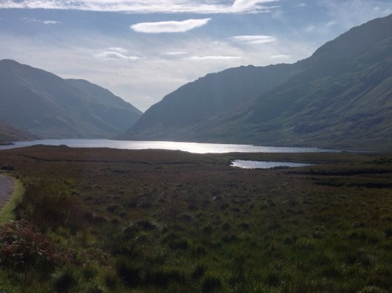 Leenane, Irland: Within walking distance
