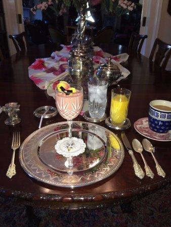 Columbus, Миссисипи: Incredible breakfast (day 1)