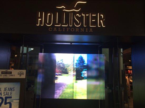 Altamonte Springs, FL: Fachada da Hollister, loja com ótimas promoções