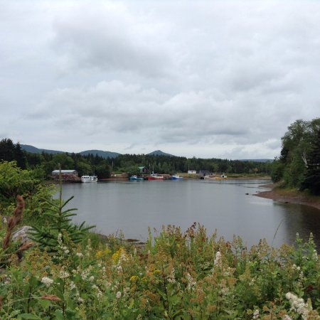 Dingwall, แคนาดา: Cove on the way in