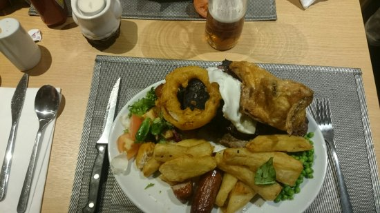 Cwmbran, UK: Great food