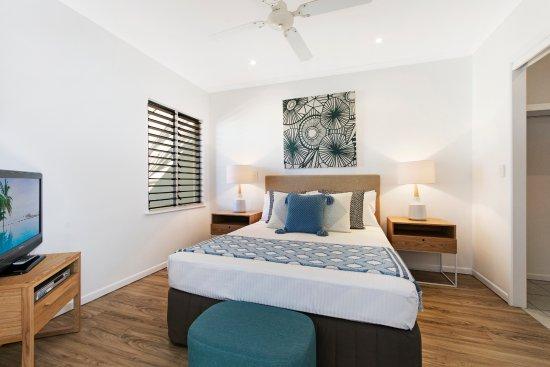 Noosaville, Australia: Spacious Master Bedrooms
