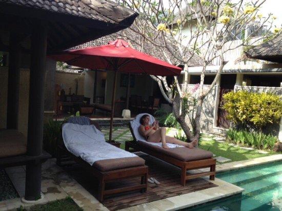 เดอะซานยาส สวีท: Our Junior Suite Villa and Sanyas Suite