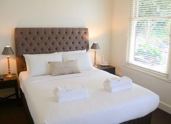 Hepburn Springs, أستراليا: Guest room 7