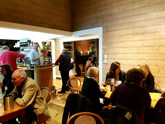 Flinders, Australia: Village Cafe Dining Room