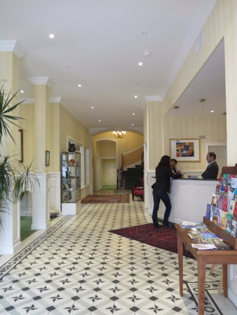 BEST WESTERN Hotel d'Angleterre: Lobby