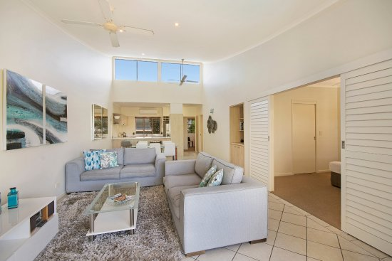Noosaville, Australia: Spacious living areas