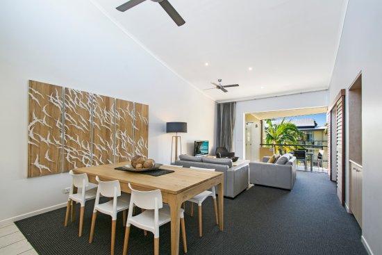 Noosaville, Australia: open spacious areas