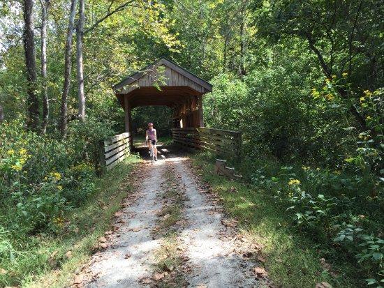 Virginia Blue Ridge Railway Trail