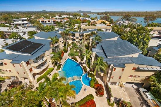 Noosaville, Australia: View from above