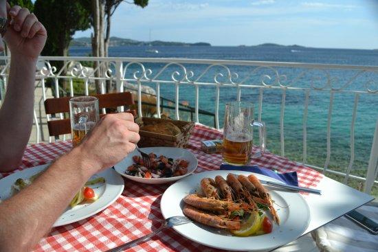 bistro cafe bar g amazing sea food