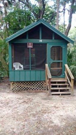 Merveilleux Kathryn Abbey Hanna Park: Cabin #15