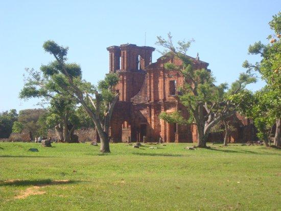 Ruins of Sao Miguel das Missoes: ruínas