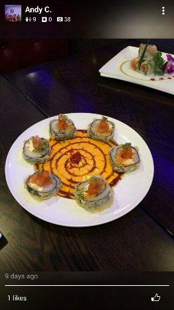Macungie, Πενσυλβάνια: Osaka Fusion Asian