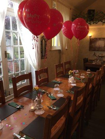 Llandrindod Wells, UK: Richie's Restaurant