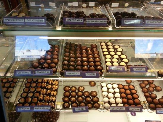 Affy Tapple: Case of Chocolates