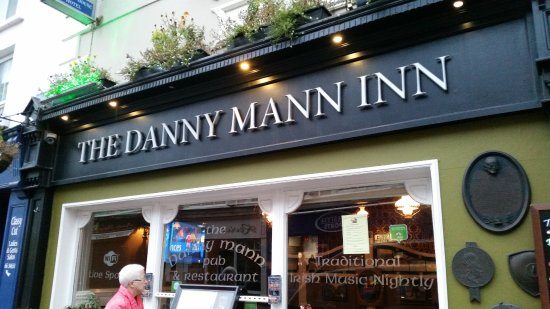 The Danny Mann : Front view