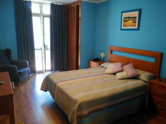 Hotel Aguila Real: Habitacion doble