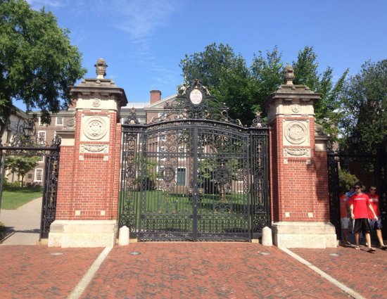 Brown U s Iconic Van Wickle Gates Picture of Brown University