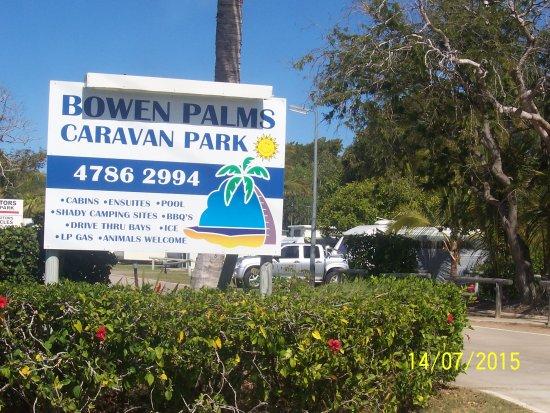Bowen Palms Caravanpark