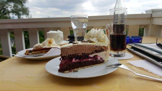 Chieming, Deutschland: Schwarzwalder Kirschtorte #2