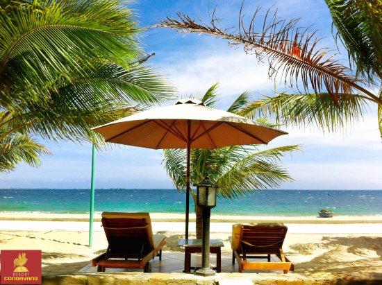 Phan Rang-Thap Cham, Vietnam: sun beds