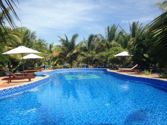 Phan Rang-Thap Cham, Vietnam: Swimming Pool