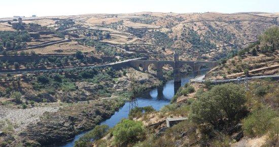 Alcantara, Espanha: A Ponte, o Tejo e Alcântara.