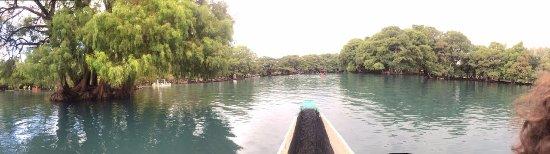 Camecuaro, Mexico: Vista del lago