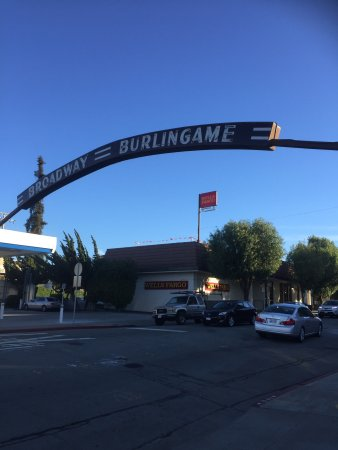 Burlingame - Broadway