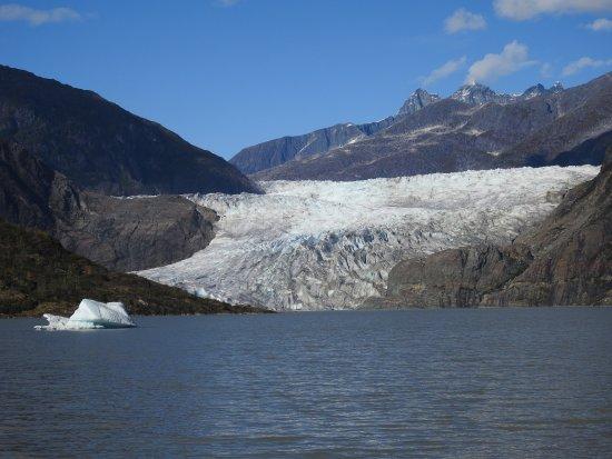 Gastineau Guiding Company - Juneau's Premier Guiding Company: Mendenhall Glacier, September 19, 2016
