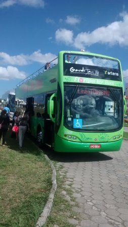 Ônibus Floripa by Bus