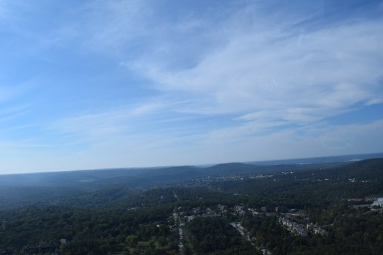 Branson, MO: up in the air