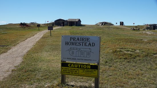Philip, SD: The Homestead