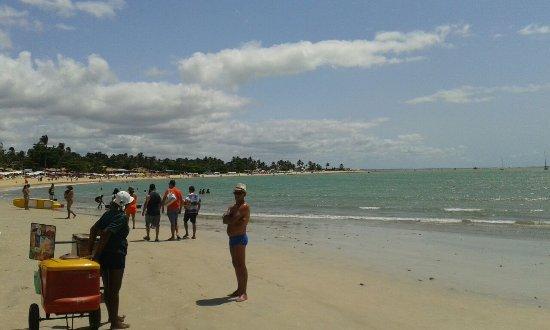 Санта-Крус-Кабралия: Praia