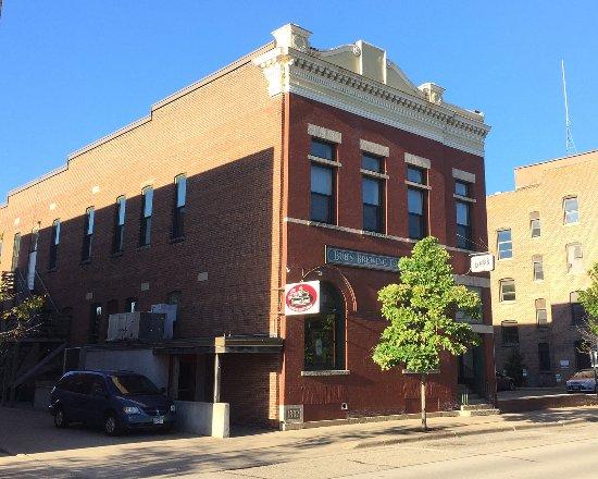 Bubs Brewing Company-Winona, Minnesota