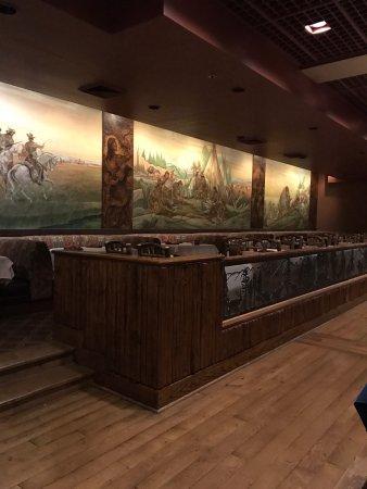 Jackson Lake Lodge Mural Room Menu