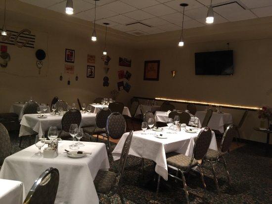 Rimouski, แคนาดา: Super restaurant avec de super plats cuisinés  merci  au chef PATRICK  GÉNOME pour  ses merveill