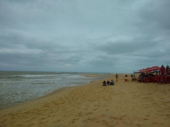 Nativos Beach: Praia