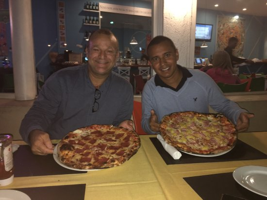 Gol Best Wood Oven Pizza Ever At Miami Beach Thanks Mr Roberto
